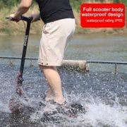 Weave Electric Scooter Waterproof