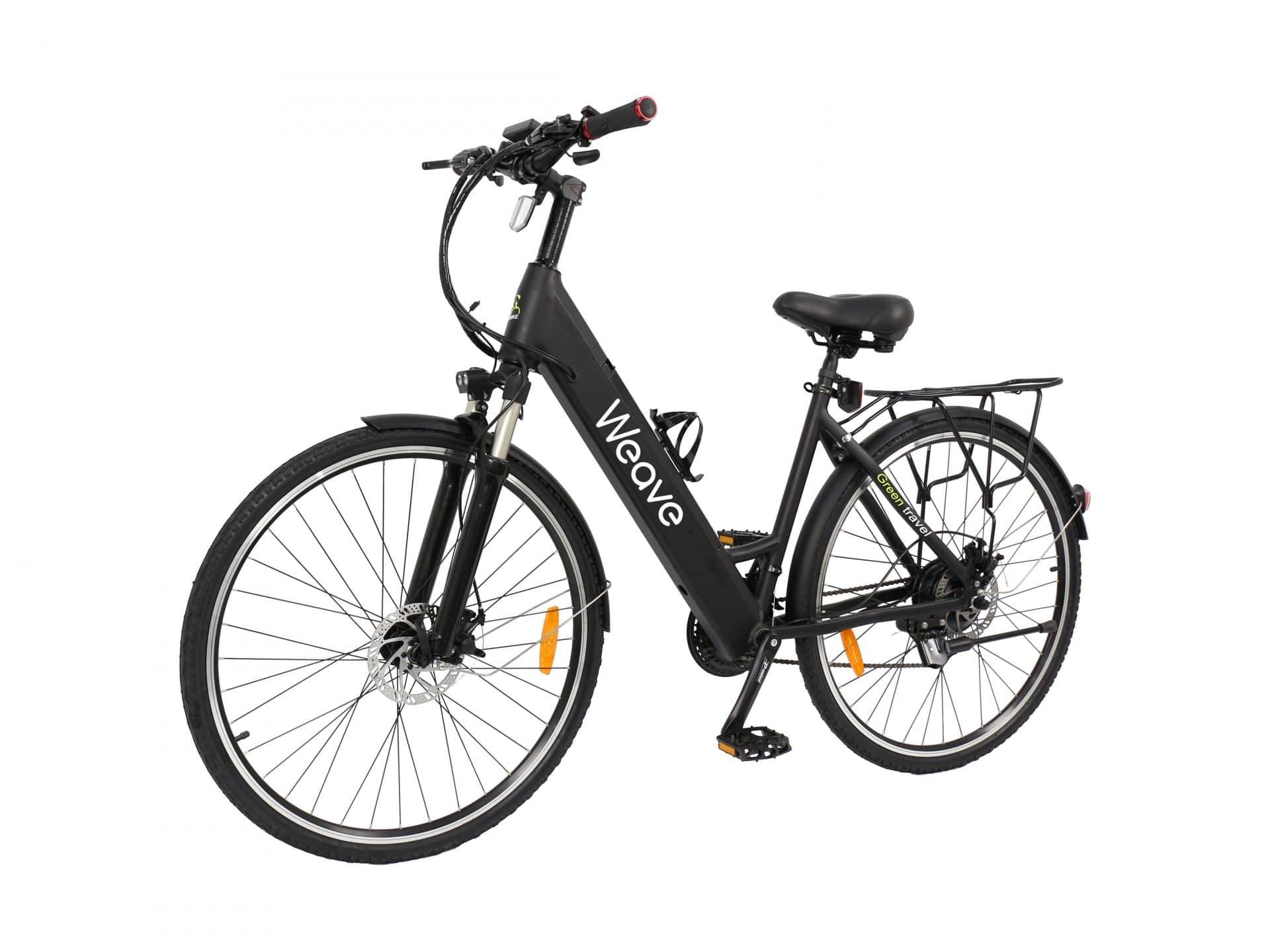 Weave City Electric Bikes