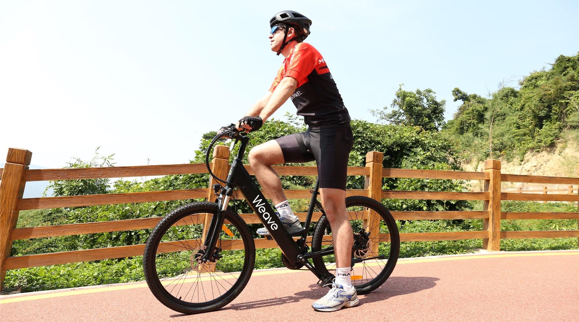 Hero City E-bike