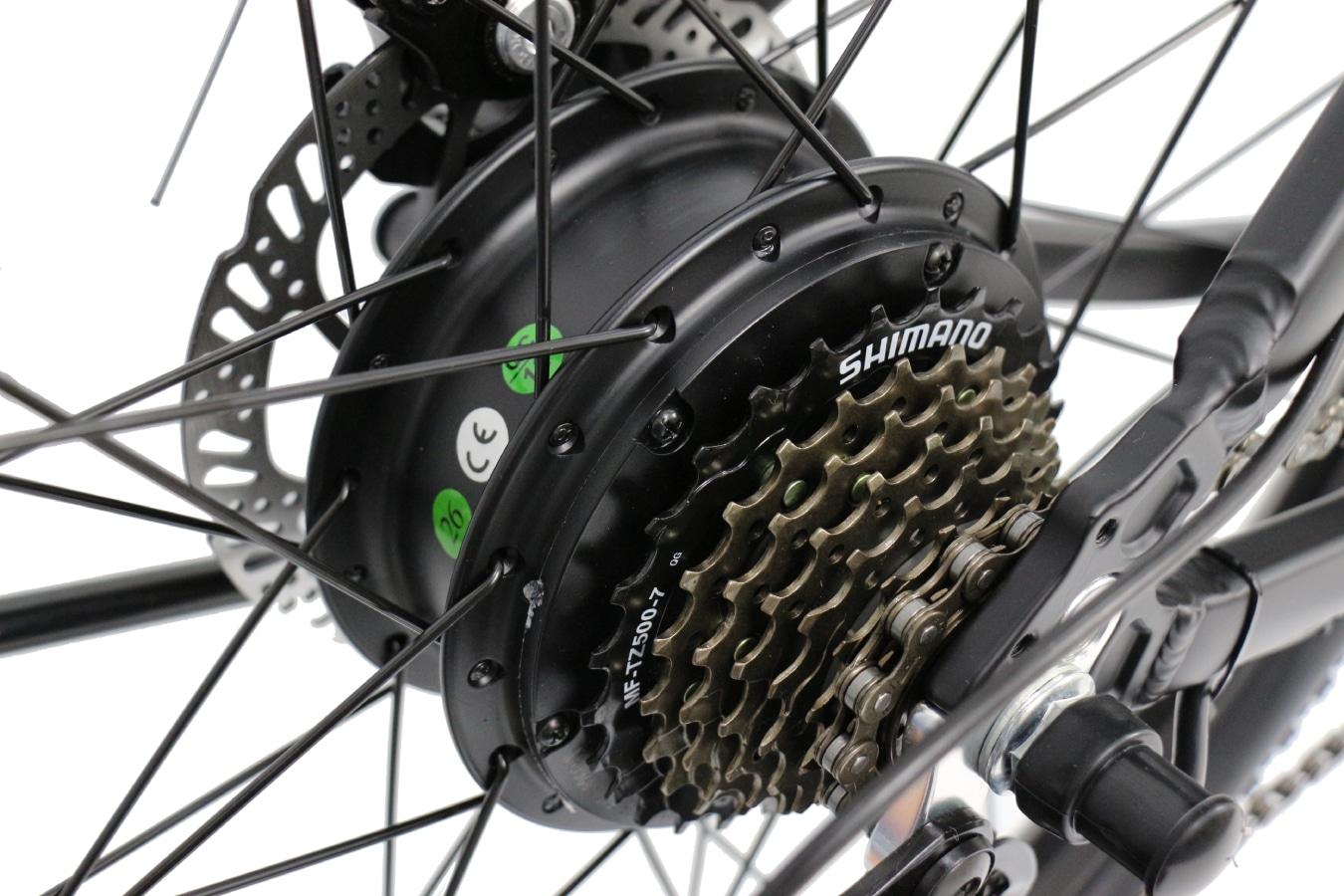 Weave Sport Shimano Gears
